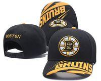 Gorras Snapback Boston Bruins para hombre Logo Golf Brim Bordado Deportes  Hockey sobre hielo ajustable Zephyr Gorras visera plana Gorras de béisbol fd641f05795