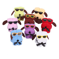 Wholesale Dog Towels Cakes - Pure Cotton Facecloth Creative Dog Cake Shape Towel Multi Color Water Uptake Washcloth Wedding Gifts 1 3mx C R
