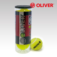 Wholesale high pressure ball for sale - Group buy 3 oliver Net pressure tennis balls Strong pressure High Resilience Tennis Training BallBounce Height Durable