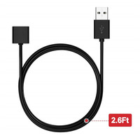 Wholesale 2018 Newest Popular Quality Strong Magnet USB Charger Charging Cable For JUUL Starter Kit COCO Vape Pen