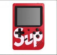 ingrosso giochi android-SUPPORTO DI GIOCO tenuto in mano della console del gioco BOX della scatola del gioco di SUP 400X 50pcs / HDMI con la scatola al minuto
