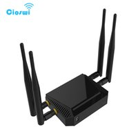 Wholesale routers sim card slot online - Cioswi WE3926 outdoor wifi access point mobile wifi router with sim card slot mbps external antenna usb router