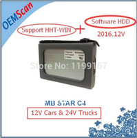 Wholesale Audi C3 - 2017 New Cost Effective Mb Star C4 diagnosis for Truck&Car with Newest software 2017.03Version as mb star c3 star c3 multiplexer