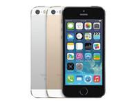 téléphones cellulaires de contact achat en gros de-Téléphones cellulaires reconditionnés déverrouillés d'origine Iphone 5s IOS 11 Apple iPhone5S A7 16G / 32G / 64G avec empreinte digitale / ID de contact DHL gratuit