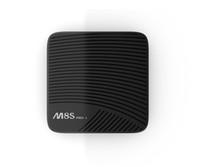 Wholesale m8s tv boxes resale online - New arrival Android TV BOX M8S PRO L Amlogic S912 Octa core GB GB G GWIFI HDMI2 smart box bb