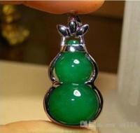tienda abriendo regalos al por mayor-Al por mayor - Jade Pendant Girl Gift Exquisito Malay Jade Pendant Ladies Droplet Shop Oferta de apertura