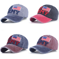 53d1f955c511c 12PCS LOT SINGYOU Washed do old Cotton Baseball Caps Men Women Summer  Letter Flag Embroidery Dad Hat Women Casual Snapback Hat