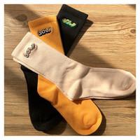 rohr für lager großhandel-GOLF Baumwolle Mid Tube Socken Street Fashion Sport Bequeme Strumpf Atmungsaktive Socken Frühling Sommer Herbst Winter Socken HFYMWZ015