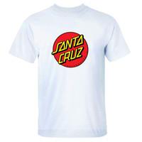 camisetas 2xl al por mayor-Patín de verano Skate T Shirt Hombres Active Fitness Skate Tshirt Ropa para hombres Camisetas Masculinas Black T-Shirts