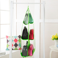 Wholesale bathroom hanging door for sale - Storage Bag Daily Receipt Non Woven Suspending Bags New Pattern Bathroom Hanging Pocke Stereoscopic Factory Direct xz X