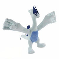 Wholesale lugia plush toy resale online - Hot New quot CM Lugia Mega Evolutions XY Plush Doll Anime Collectible Stuffed Dolls Gifts Soft Toys