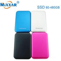 dahili sürücüler toptan satış-SSD 60 GB120 GB 240 GB 480 GB Dahili USB3.0 Harici SSD Katı Hal Sürücü SATAIII Harici Sabit Disk 2.5