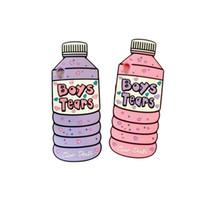 crème résistant à l'eau achat en gros de-Pour Iphone X Belle 3D Bouteille D'eau De Bande Dessinée Cerise De Crème Glacée Gâteau Cas De Téléphone Pour 5s 5se 6 6S 7 8 Plus Slicone Cas