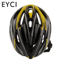 ingrosso casco di montagna giallo-