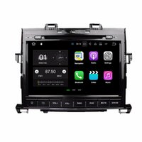 Wholesale multimedia player toyota resale online - Android Quad Core quot Car DVD Car radio dvd GPS Multimedia Head Unit for Toyota Alphard With Bluetooth WIFI Mirror link