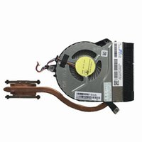 Wholesale original laptop hp - Genuine Original Laptop Cooler For HP P P P K V Radiator HeatSink FAN Tested Fast Ship
