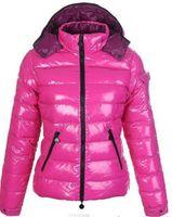 federn unten frauen jacken großhandel-heiße Marken-Frauen-Winter-beiläufige Daunenjacke Daunenmantel-Frauen im Freien Pelz-Kragen-warmes Federkleid Winter-Mantel outwear Jacken