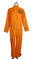 Wholesale one pieces anime resale online - New One Piece Anime Bebo Bepo jumpsuits Cosplay Costume