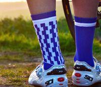 Wholesale hose box - High Quality MTB cycling socks Professional Brand Sport Socks Breathable Bicycle Socks Outdoor Sports basketball hose
