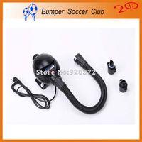 Free Shipping 800W Electric Air Pump Air Blower For Bubble Soccer,Bumper Ball,Bubble Football,Zorbing Ball,Inflatable Air Track Tumble Mat