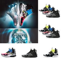 Wholesale comfortable running shoes online - 2018 New arrival presto X Mid Acronym running shoes mens women trainers Comfortable breathable sports sneakers off size