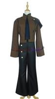 Wholesale custom code geass cosplay for sale - Code Geass Lelouch Lamperouge vi Britannia Cosplay Costume H008