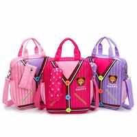 sacs d'école de paisley achat en gros de-4 couleurs choisir sac mochila escolar pour garçon et fille sacs d'école mochila infantil dessin sac enfant sac à dos