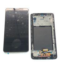 сенсорный экран 5.7 оптовых-5.7 Полный сенсорный ЖК-экран для LG Stylo 2 LS775 с рамкой в сборе Запчасти черный