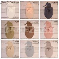 ingrosso borsa di proiezione fotografica-Jane Z Ann New born photography puntelli 2018 nuovi cappelli con foto per bambini + sacchi a pelo accessori per studi fotografici.