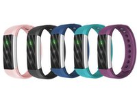os relógios vibram venda por atacado-2018 de alta qualidade rastreador de fitness pulseira id 115 inteligente pulseira de alarme despertador smartband smartband relógio de fitness smartband para xiaomi fitbit