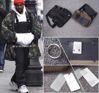 ingrosso fianchi caldi-Alyx cross shoulder bag Zaini New hot fashion hip hop streetwear funzionale al petto borsa kanye west