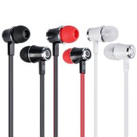 Wholesale iphone super sale online – custom Hot Sale Original Langsdom JM21 Stereo Earphones MM In Ear Earbuds Super Bass Headset Handsfree With MIC for iphone xiaomi