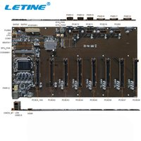 Wholesale Intel Chipset Motherboard - IN stock China New Top Sell Bitcoins Mining Motherboard With 12* PCIE Ports B250 Chipset Intel Manufacturer Fast Shipping