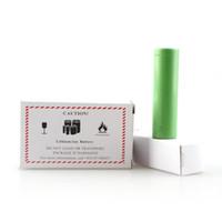 mod de caja usada al por mayor-2018 100% de alta calidad SONY VTC6 3000mAh VTC5 2600mAh VTC4 2100mAh 3.7V Li-ion 18650 Baterías Recargables de la Batería que utilizan para Ecig Box Mods