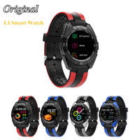 Wholesale lines fitness for sale - Group buy Original L3 Sport Smart Watch quot IPS MTK2502 Support Heart Rate Monitor SMS Reminder Bluetooth Calls Off line Alipay for Android and IOS