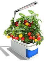 ingrosso l'illuminazione principale a tutta spettro-CLAITE LED Grow Lights Lampada per piante a spettro completo per interni Herb Hydroponics Garden Kit Lampada per giardino Lampada a piantana regolabile
