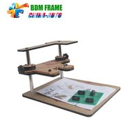 Wholesale full bdm adapters online - 5pcs DHL Free BDM FRAME Programmer With Full Set Adapters For MPPS FGTech BDM Programmer