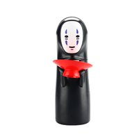 Wholesale Coin Box Design - No-Face Piggy Bank Toy Multi Styles Saving Money Box Cartoon Design Automatic Stole Eat Coin Bank Box Creative Sound Kids Toys
