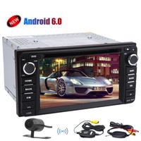 Wholesale video systems for cars for sale - Eincar GPS Car Radio Stereo Quad core Android system in Dash GPS Navigation Car DVD Player For TOYOTA Corolla Headunit