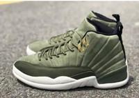 ingrosso scarpe chris paul cp3-Confezione da 12 pezzi per boxe Chris Paul Class Of 2003 scarpe da basket da uomo CP3 Sneakers verde per suede XII sport 12 Michigan UNC athletics
