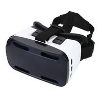 картон оптовых-20173D VR Box Cardboard Virtual Reality VR Glass for phone 6 3.5 inch - 6.0 inch Smartphone Virtual Reality 3D Glassses