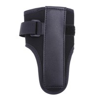 Wholesale pvc wrist bands - Golf Wrist Support Band PVC Braces Swing Gesture Alignment Training Golf Wristband Bracer Fitness Gym Wrist Protection Black