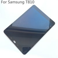 Wholesale Digitizer For Galaxy S2 - 100% Tested Assembly Panel Repair For Samsung GALAXY Tab S2 9.7 T810 Wi-Fi T815 Tablet LCD Display Touch Screen Digitizer