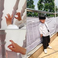Wholesale baby safety nets for sale - 2m Children Kids Thickening Fencing Protect Net Railing Stairs Balcony Child Fence Baby Safety Net