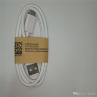 Wholesale Micro USB V8 Cable m length A fast chargering for Samsung Nokia Android Smart phones