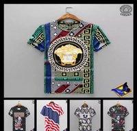 customize shirt design Canada - Top Luxury High Quality Customized Men T shirt Print Your Own Design Men Casual Tops Tee Shirts
