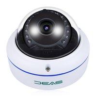 ingrosso telecamere di sicurezza antideflagranti-SV3C SV - D02POE - Telecamera di sicurezza Full HD 1080P a cupola Full HD 1080P con protezione antivandalica per interni IP66