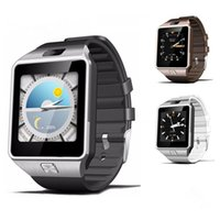 Wholesale Cheapest Smart Watches - Cheapest 3G Smart watch QW09 Android Bluetooth 4.0 Wristwatch MTK6572 Dual Core 512MB 4GB Wifi Pedometer camera Smartwatch Phone VS DZ09