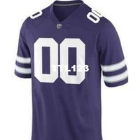Wholesale kansas state resale online - CUSTOM Mens Youth women toddler Kansas State Wildcats Personalized ANY NAME AND NUMBER ANY SIZE Stitched Top Quality College jersey