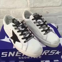 Wholesale Shoes Sneakers Shape Ups - New Italy Handmade Shoes Golden Goose Men Women Sneaker Mid Star Shape Vintage Style GGDB Men Casual Shoes High Top Men Dirty Shoes